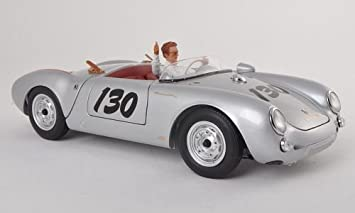 porsche 550 a spyder no130 james dean little bastard