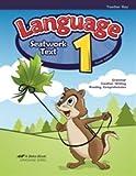 Abeka Language 1st Grade Homeschool Reading Curriculum