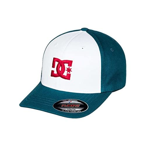 06fc5f2aff8c0 DC Shoes Cap Star 2 - Gorra Flexfit para Chicos 8-16 ADBHA03026 80 ...