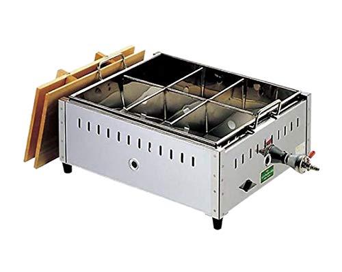 EBM 18-8 関東煮 おでん鍋 尺5(45cm)LP/61-6711-62   B004D2D2XI