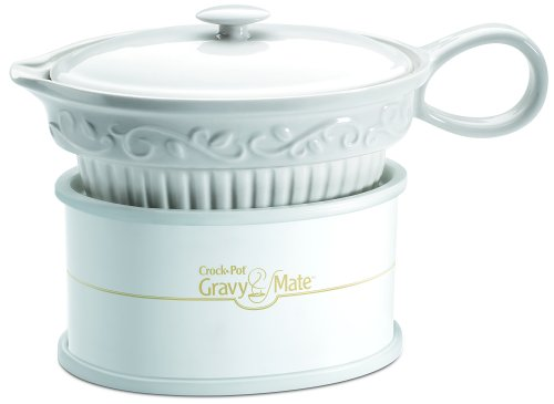 Electric Gravy Boat ~ Rival ounce electric gravy boat warmer home garden