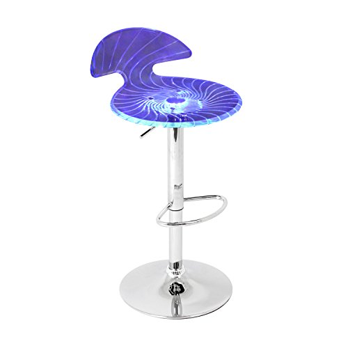 LumiSource Spyra Light-up Barstool ()