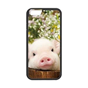 """Pig Brand New Cover Case for Iphone6 4.7"""",diy case cover ygtg697880"""