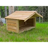CozyCatFurniture Small Outdoor Feeding Station