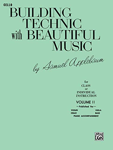 Building Technic With Beautiful Music, Bk 2: -