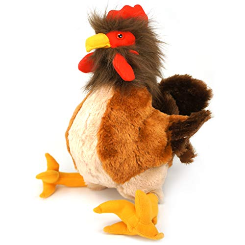 VIAHART Ranger The Rooster | 19 Inch Stuffed Animal Plush | by Tiger Tale Toys