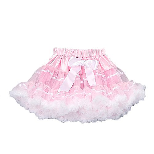 Pettiskirt Little Child Girl's Dress Up Fancy Tutu Princess Fairy Halloween Dress Up Costume Outfit One Size (Tutu Couture Halloween Costumes)