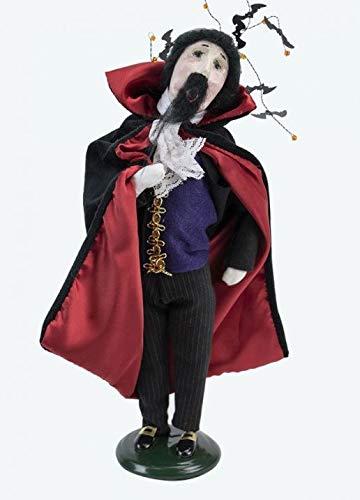 Byers Choice Halloween Carolers (Byers' Choice Dracula #ZMS297)