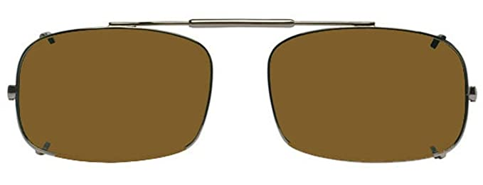 e289f7d145 Image Unavailable. Image not available for. Color  Visionaries Polarized  Clip on Sunglasses - DRX ...