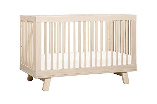 Babyletto Hudson 3-in-1 Convertible Crib, Washed natural - Natural Wood Cribs: Amazon.com