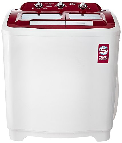 Godrej 7 kg Semi-Automatic Washing Machine