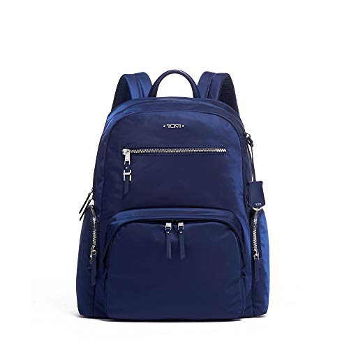 TUMI - Voyageur Carson Laptop Backpack - 15 Inch Computer Bag for Women - Ultramarine