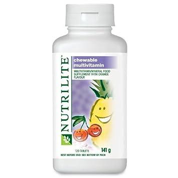 Children Chewable Multivitamin by Nutrilite by Nutrilite: Amazon.es: Deportes y aire libre