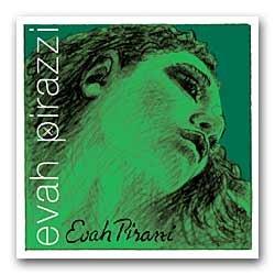 Pirastro Evah Pirazzi 4/4 Violin String Set - Medium Gauge - Steel Ball-End E