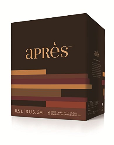 Après Limited Release Dessert Wine 11.5 Liter Kit - Toasted Marshmallow (Making Kit Marshmallow)