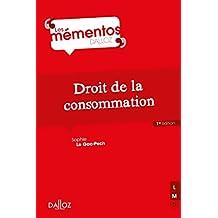 Droit de la consommation (French Edition)