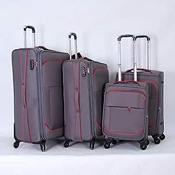 Elentra Travel Gear Spinner Luggage, 79 cm