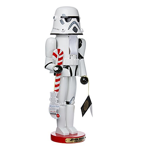 Kurt Adler Steinbach Star Wars Storm Trooper Nutcracker