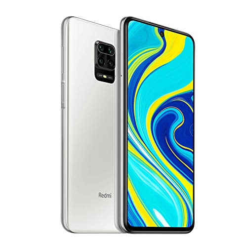 Redmi Note 9 Pro (Glacier White, 4GB RAM, 64GB Storage) - Latest 8nm Snapdragon 720G &Alexa Hands-Free Capable Discounts Junction