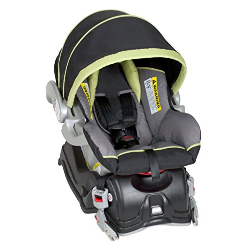 Baby Trend EZ Flec Loc Infant Car Seat, (Baby Trend Infant Car Seat Base)