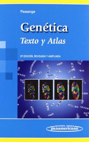 Genética / Color Atlas Of Genetics: Texto Y Atlas / Text And Atlas (Spanish Edition)