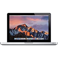 Apple MacBook Pro 13.3-Inch Laptop 2.4GHz (MC374LL/A), 16GB Memory, 1TB Solid State Hybrid Drive, DVD Burner (Certified Refurbished)