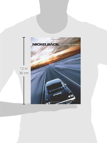 Nickelback All The Right Reasons Authentic Guitar Tab Edition