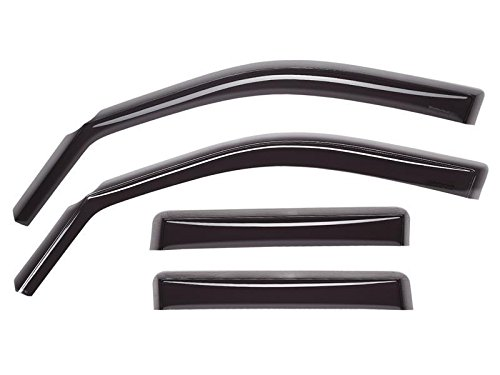 2 best weathertech side window deflectors ford f250