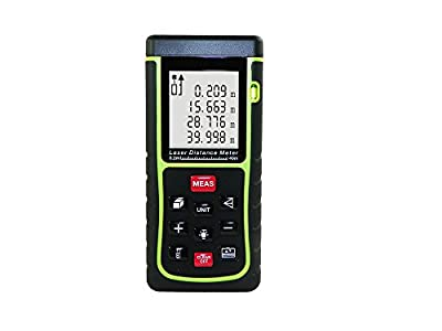 AGPtek Digital Laser Distance Measure Distance Estimator