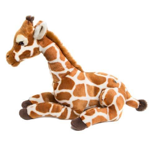 (FAO Schwarz Giraffe Calf Toy Plush 12