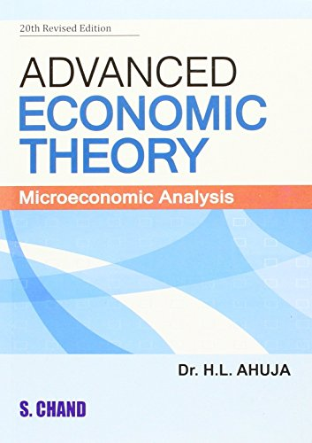 advanced microeconomic analysis - 2