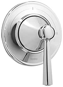 Toto TS210XW#CP Silas Three-Way Diverter Trim, Polished Chrome