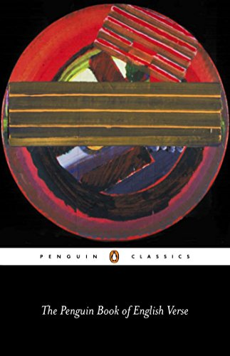 The Penguin Book of English - Verses Book