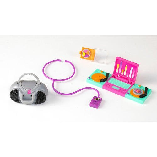 Fisher-Price Dora Links Tech Tunes Accessory Pack