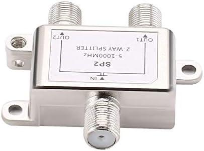 SP22 Way Cable Splitter Satélite Multiswich CATV Mezclador de ...