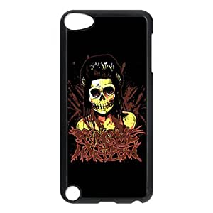 FEEL.Q- Protective Plastic Back Case for iPod Touch 5 (5th Generation) - Bring Me The Horizon