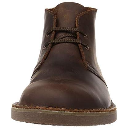 Clarks Men's Desert Boot Bushacre 3 Chukka 2
