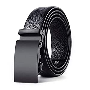 ZORO Men's PU Leather Waist Belt