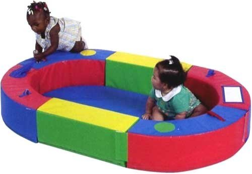 Children's Factory Elliptical Playring by Children's Factory