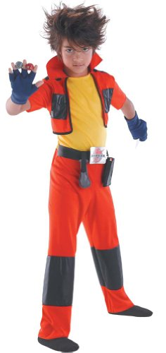 Bakugan Dan Classic - Size: Child M(7 - 8)