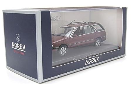 Norev NV474552 1 Peugeot 405 Break - Alhambra roja, Escala 1:43: Amazon.es: Juguetes y juegos