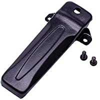 10 Pack Maxtop RBCAKBH-10 Battery Belt Clip for Kenwood TK-280 TK-380 TK-385 TK-2107 TK-3100