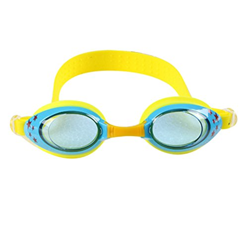 Zhuhaitf Children's Swimming Goggles Anti-Fog UV Protection