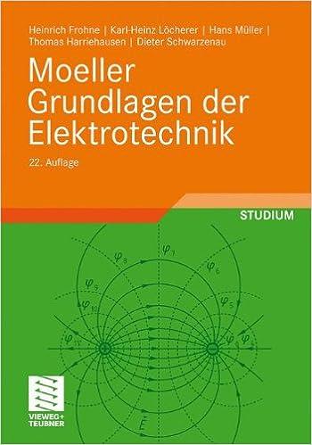 Book Moeller Grundlagen Der Elektrotechnik