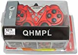 Quantum Turbo Double Vibration Game Pad (Red)