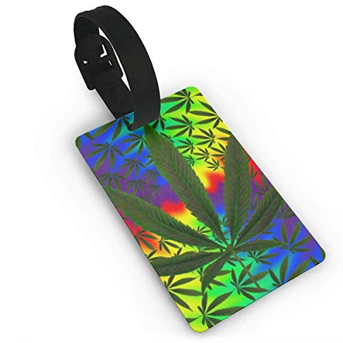 BeautyToiletLidCoverABC Business Card Holder Tag in Many Color Options Cannabis Leaf PVC Size 2.2'' X 3.7'' Dallas Cowboys Business Card Holder