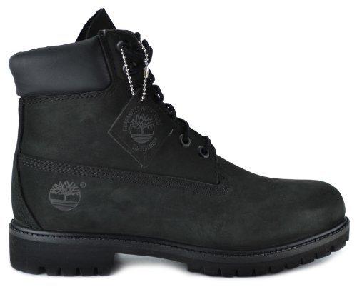 timberland men's 6-inch basic waterproof boots black 10073
