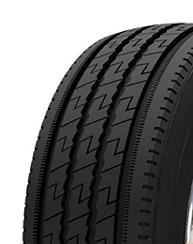 Double Coin RT606 Ultra Premium 5-Rib Regional Steer/All-Position Commercial Radial Truck Tire - 11R22.5 14 ply by Double Coin (Image #1)
