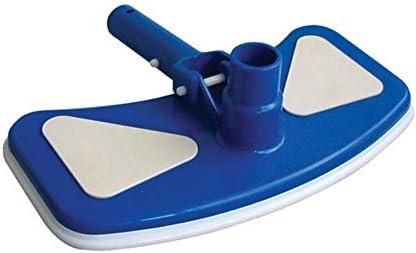 Cepillo aspirador de fango, para la limpieza del fondo de la piscina, de 32/38 mm FERR 225168 (no incluye el mango): Amazon.es: Hogar