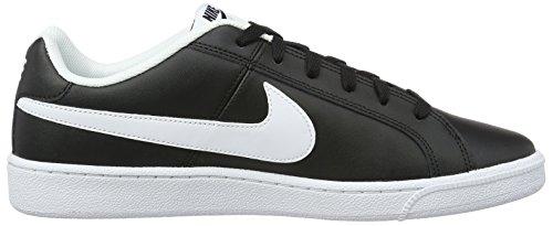 Royale Court White Blanco Black Negro Zapatillas Nike para Hombre gZ5wppq